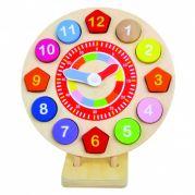 Деревянные часы для детей