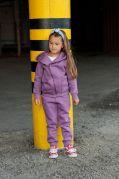 Детский спортивный костюм КОСУХА (ежевика)