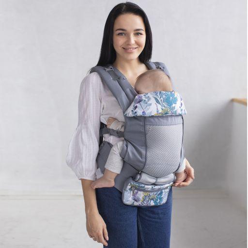 Эрго рюкзак для девочек AIR X ЛУГ