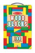 Набор из ста деревянных кубиков