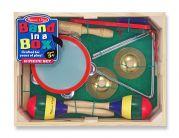 Набор из шести музыкальных инструментов для детей