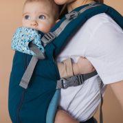Слинг-рюкзак эргономичный AIR X Бискай
