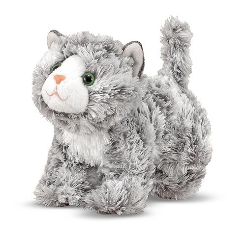 Мраморный котенок Рокси