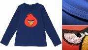 Реглан Angry Birds (темно-синий)