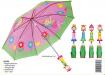 Зонт для девочки ФЕЯ