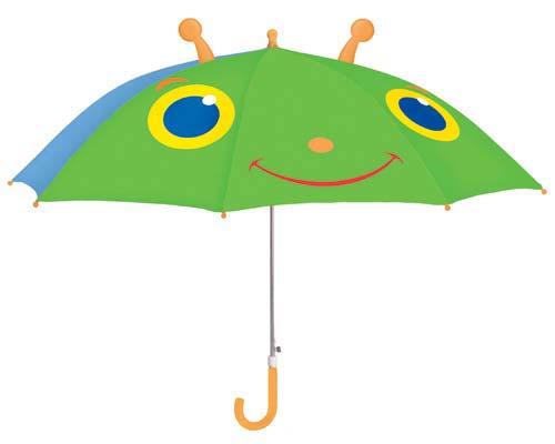 Зонт для мальчика СТРЕКОЗА