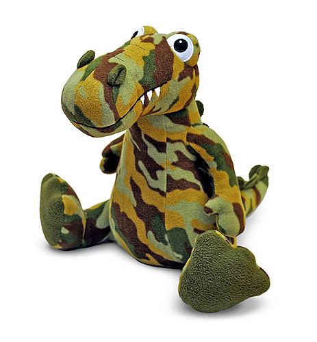 Динозаврик Валик