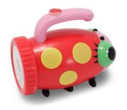 """Детская игрушка фонарик """"Божья коровка"""""""