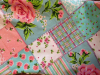 Подушка для беременных и кормления пэчворк