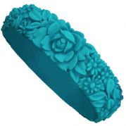 Итальянский браслет Big Flower Bracelet (морской)