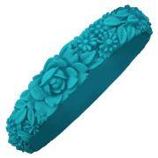 Итальянский браслет Slim Flower Bracelet (морской)