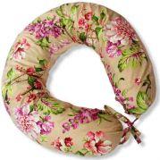 Подушка для беременных и кормления на завязках