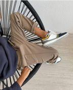 """Котоновые брюки для мальчика """"CRYO"""" (бежевый)"""