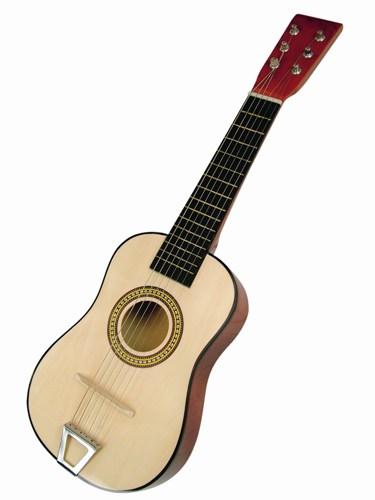 Детская 6-ти срунная гитара