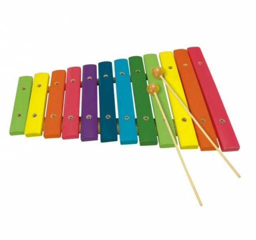 Ксилофон цимбалы 12-ти тональный