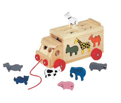 Автомобиль с животными