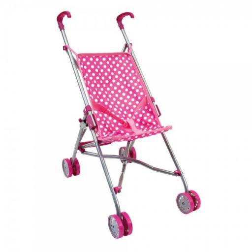 Детская прогулочная коляска тросточка для кукол