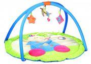 Детский развивающий коврик для малыша СЛОН