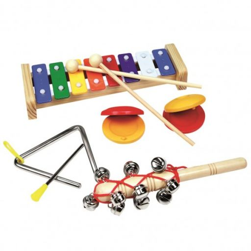 Детский музыкальный набор