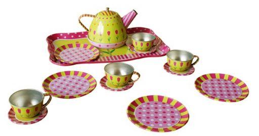 """Детская игрушечная посуда """"Чайная церемония"""""""