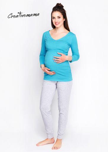 Костюм для дома беременным и кормящим мамам BRIZZ