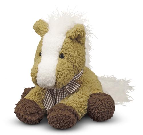 Детская мягкая игрушка забавный пони