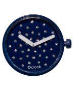 Циферблат для часов O clock crystal (океан)