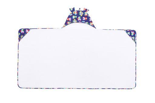 Детское махровое полотенце Совушки Лулу