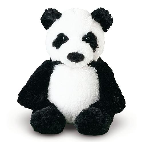 Панда бамбуковая, плюшевая