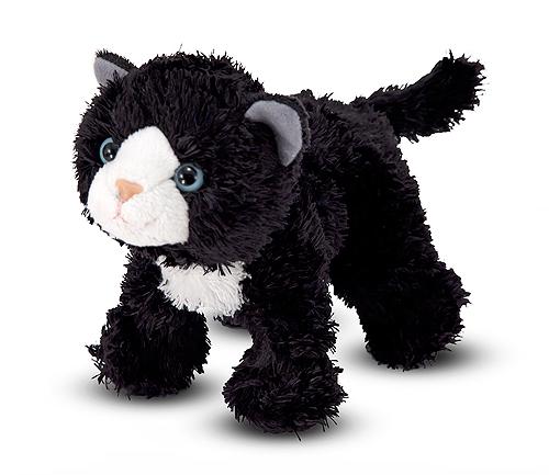 Черный котенок Лекси