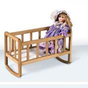 Ліжечко для ляльки