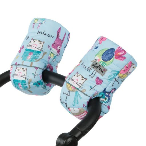 "Муфта для коляски на все типы колясок ""Княгиня"""