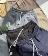 """Детские брюки джоггеры для мальчика """"MATE"""" (чёрный)"""