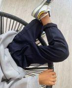"""Котоновые брюки для мальчика """"CRYO"""" (синий)"""