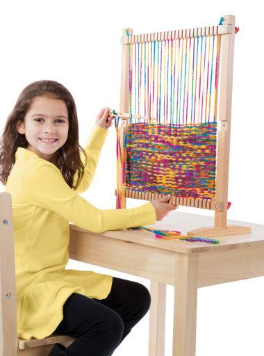Детский ткацкий станок (большой)