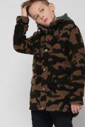 Детское демисезонное пальто X-Woyz DT-8301-1